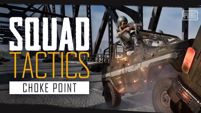 PUBG Squad Tactics - Choke Point Ambush Episode 2