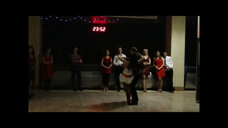 Drej in social dancing in Brest 2013 (2). Order of the Red Queen