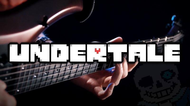 Undertale: MEGALOVANIA    Metal Cover by RichaadEB ThunderScott