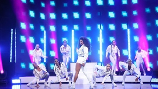 Ciara Levels Up with Her Amazing Performance |