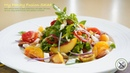My Peachy Fusion Salad–Bruno Albouze–THE REAL DEAL