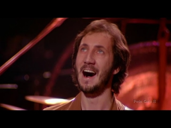 The Who - Won't Get Fooled Again (live) re-uploaded