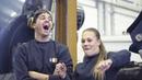 Vi kör! 1 | Oscar och Lisa testar yrket lastbilsmekaniker