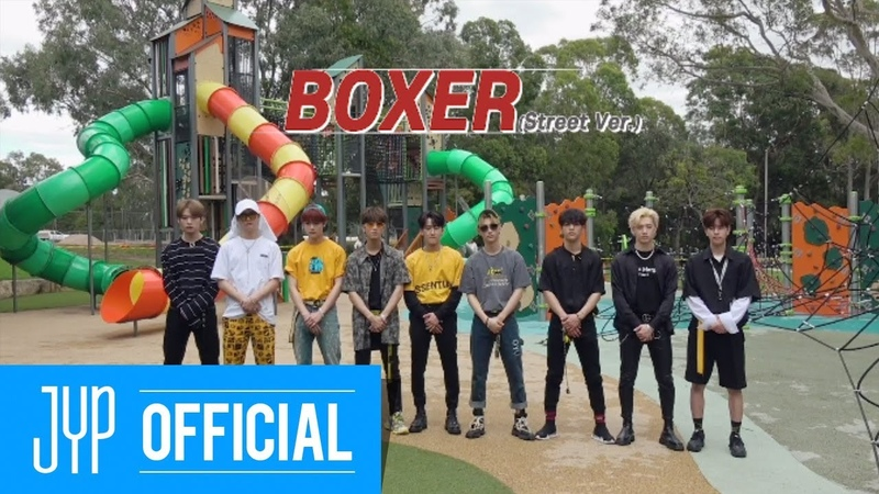 Stray Kids Boxer Video (Street Ver.)