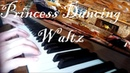 Princess Dancing Waltz (Manfred Schmitz) / Принцесса танцует вальс
