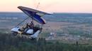 10 08 19г Летим на озеро Орлинское Полеты в Лен обл