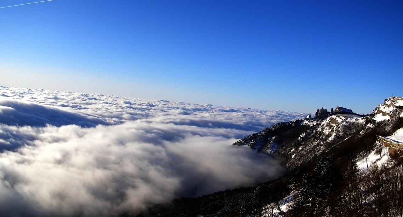 Крымская гора Ай-Петри