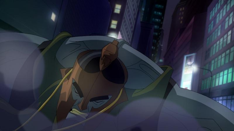 Бэтмен Рыцарь Готэма 2008