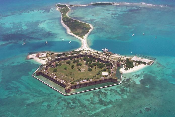 Остров Драй Тортугас, изображение №4