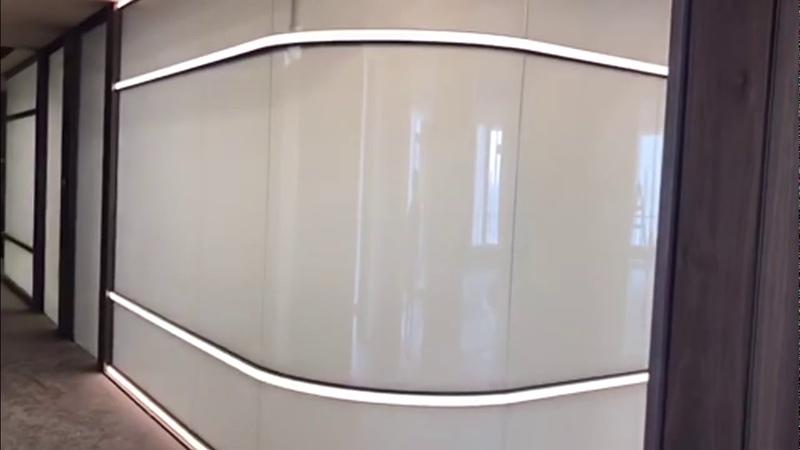 Смарт пленка самоклеящаяся - умное Smart стекло с затемнением
