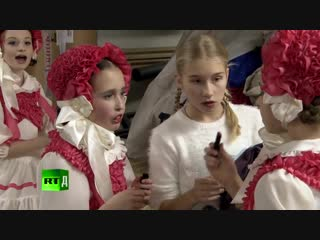 Dance of the Little Swans Extended version 48 min. Vaganova Ballet Academy Auditions Young Dancers (720p)