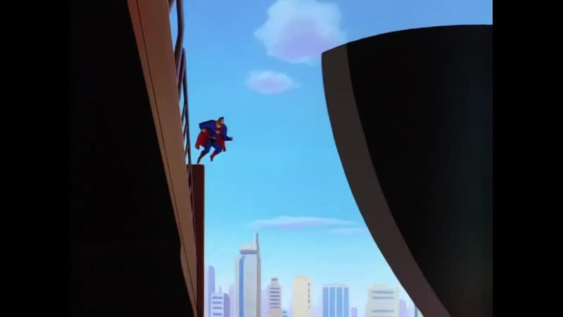 Сезон 02 Серия 06 Супермен 1996 2000 Superman Identity Crisis