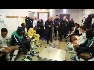 Les coulisses de la victoire en islande (1-0), equipe de france i fff 2019