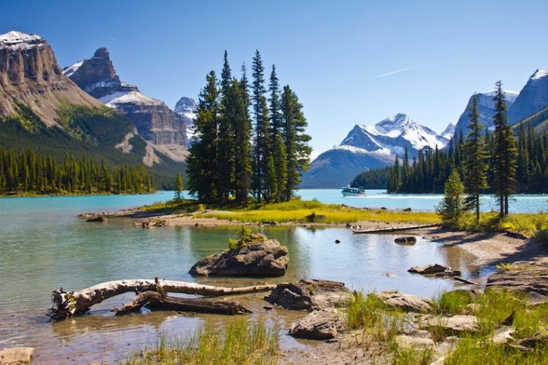 Самые красивые озера Канады, изображение №3