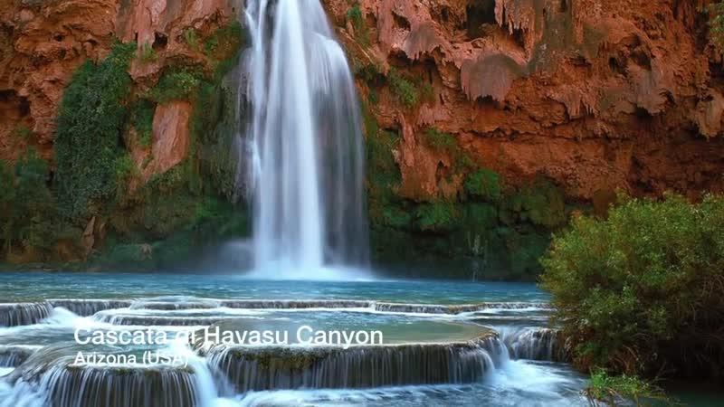 Le 20 cascate piu belle del mondo (HD)
