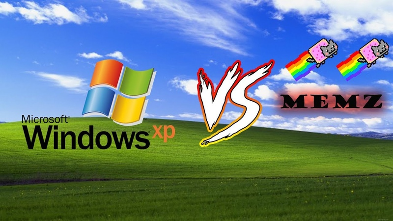ЗАРАЗИЛ WINDOWS XP ВИРУСОМ MEMZ