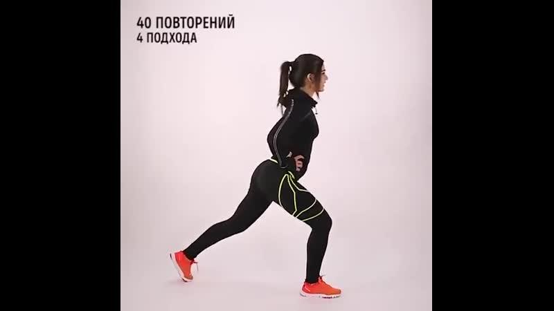 Лучшая тренировка для мышц всего тела