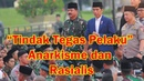 Jokowi Minta Aparat Tindak Tegas Pelaku Anarkisme dan Rasialis