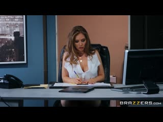 Lena Paul - How To Suckseed In Business _  Sex Big Tits Office Doggystyle Reverse Cowgir