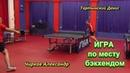 настольный теннис тактика игры игра по месту BH Тартынский Д Чирков А