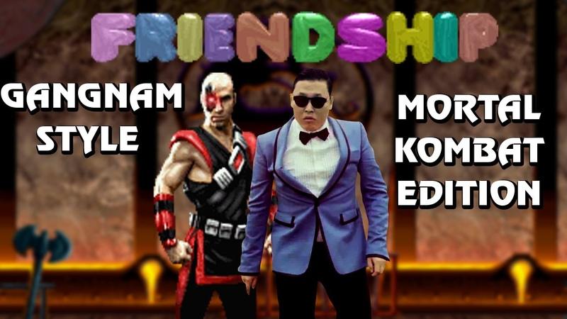 Gangnam Style (Mortal Kombat Edition) - Kanos New Friendship
