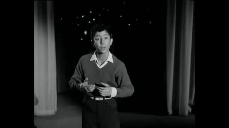 His got the whole world in his hand - Laurie London 14 year 1958
