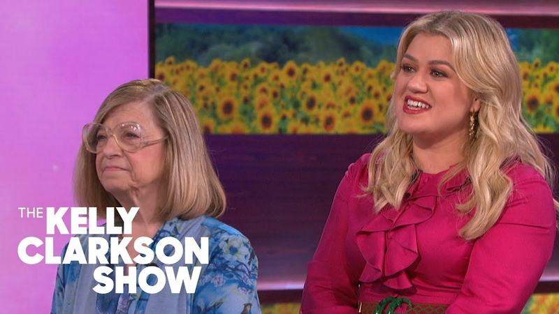 Kelly Surprises Food Pantry Founder With Life-Changing Gift   Rad Humans   The Kelly Clarkson Show