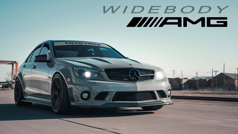 Sicker Than Your Average C63 | Flink Films [4k]