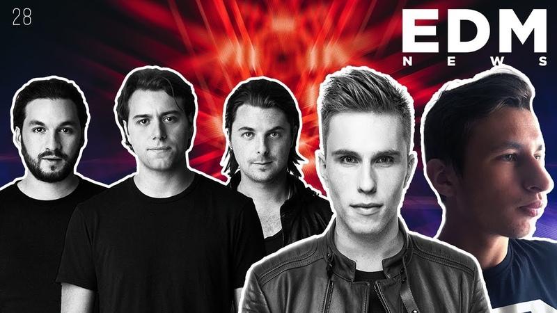 Гневный комментарий к Swedish House Mafia и новый документальный фильм от Ники Ромеро - EDM News 28