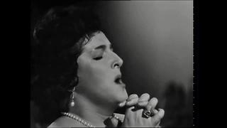 Birgit Nilsson - Tosca: Vissi d'Arte (1961)
