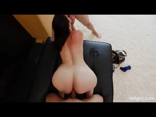 [netgirl] michelle [anal, casting, threesome, pov, mmf, ass licking, ball licking, swallow, cum in mouth, cum in ass, 1080p]