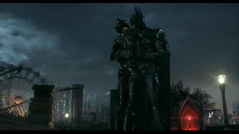 Batman Arkham Knight™ Knightfall Protocol ending