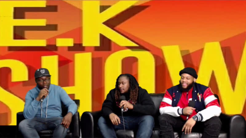 NEKEDIE TV PRESENTS THE ALL NEW E.K. SHOW