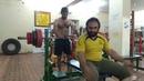 Məşq № 70 Жим лежа 120 кг всего на раз есть хроническая усталость 29 06 2019 Ateks Motivator