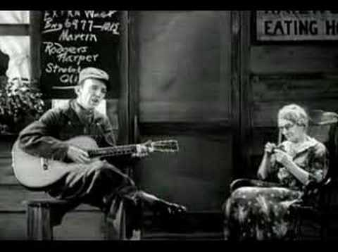 Jimmie Rodgers Waiting for a Train