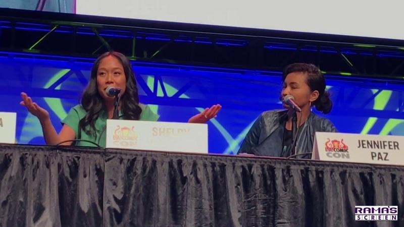 STEVEN UNIVERSE Voice Stars Panel