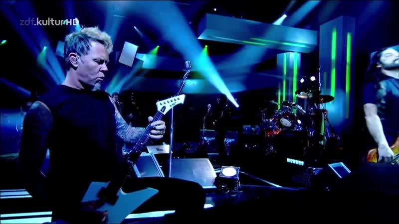 Lou Reed Metallica - Later... with Jools Holland, London, England, 08.11.2011 [PRO-Shot]