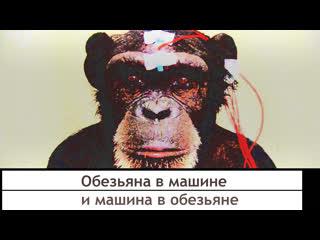 За всем следят машины благодати и любви эпизод 3 обезьяна в машине и машина в обезьяне [tv mini-series bbc]