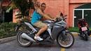 Second Road Pattaya on Honda CBR