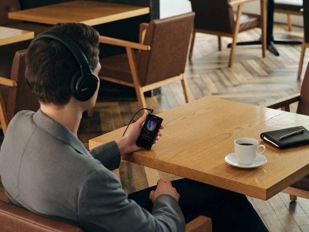 Анонс Sony Walkman NW-ZX500 – Android-плеер с