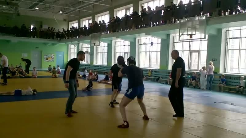 Поединок на ножах г Екатеринбург 2