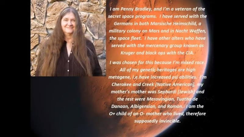 [TRAILER] PENNY BRADLEY- DRACO HYBRIDS CREATED BY THE CIA