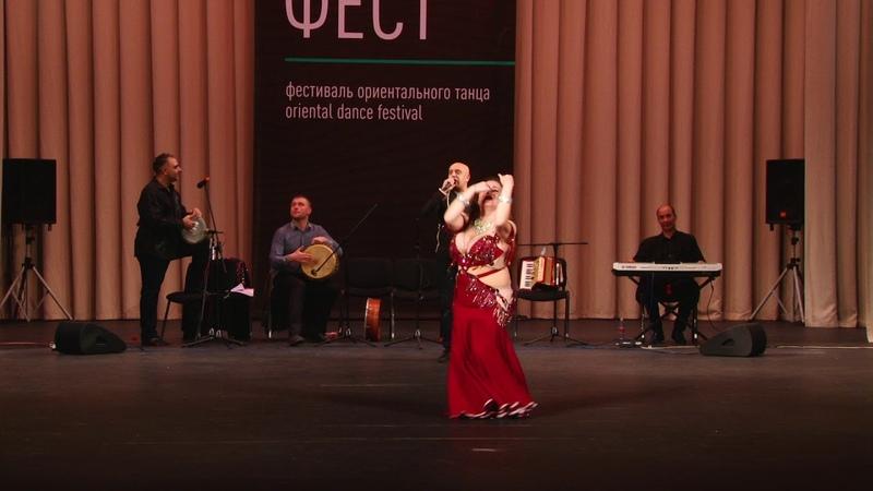 Югова Татьяна оркестр Al azdekaa Lama rah el sabr minno