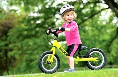 Каковы размеры велосипеда разных детей?
