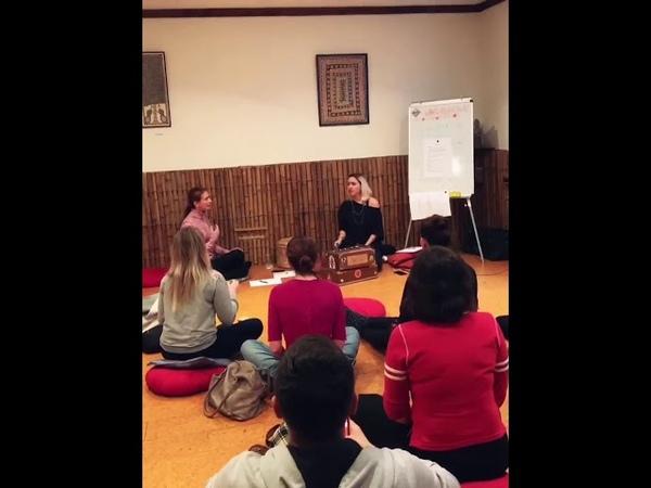 Vocal Yoga by Shanti People Sri Radhika Stava