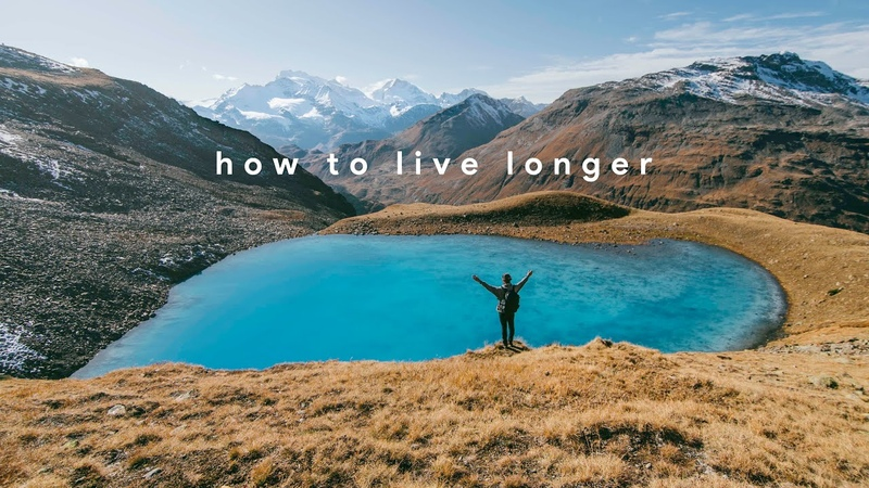 Why Traveling Makes You Live Longer