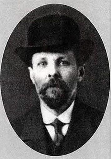 Предприниматель В.Н. Муравьёв