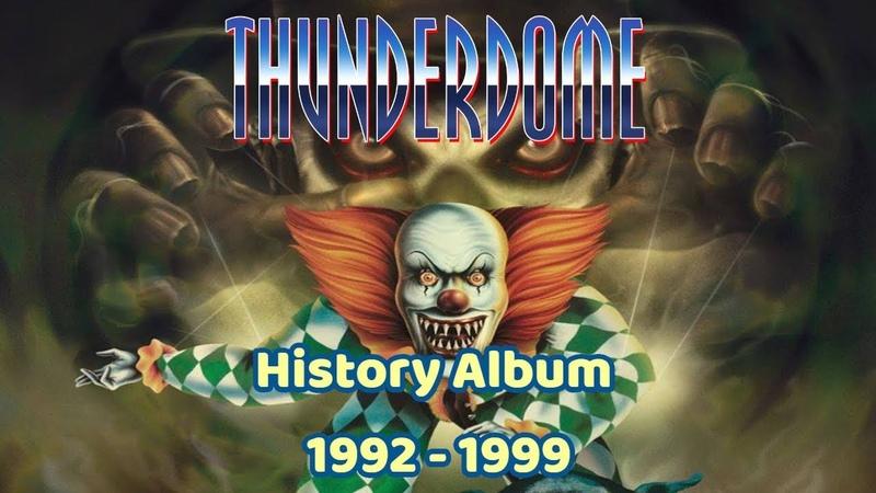 Thunderdome Oldschool Gabber History Album 1992 to 1999!