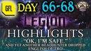 Path of Exile 3 7 LEGION DAY 66 68 Highlights Nah I m safe HEADHUNTER AGAIN