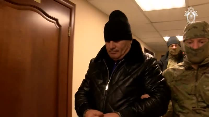 Этим утром у главаря ОПГ, ответственной за убийство Ибрагима Эльджеркиева